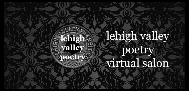 Lehigh Valley Poetry Salon Easton Book Festival online free event poetry literary October 2020 Easton, PA