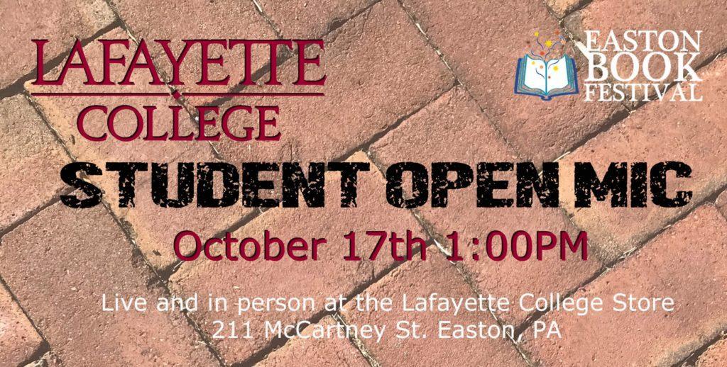 Lafayette Student Open Mic