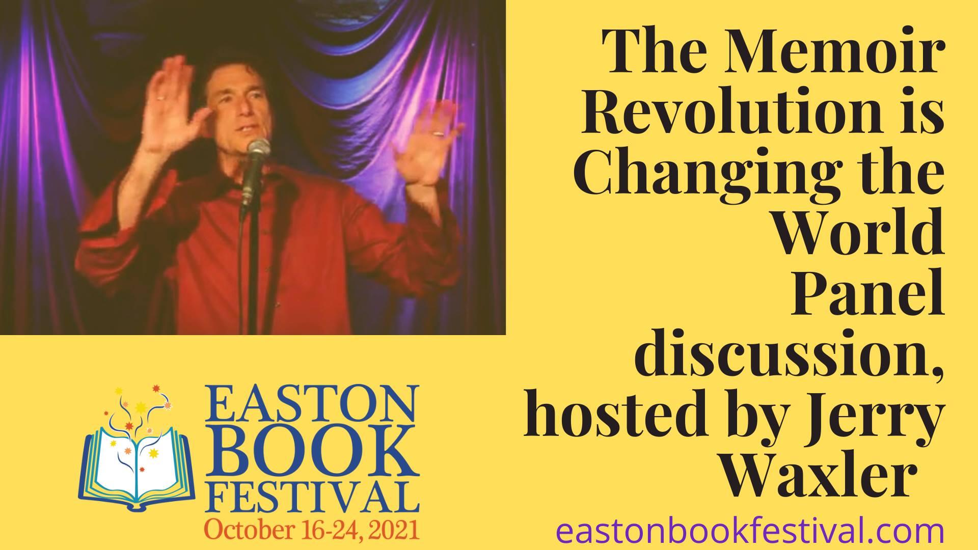 Memoir Revolution Panel Discussion