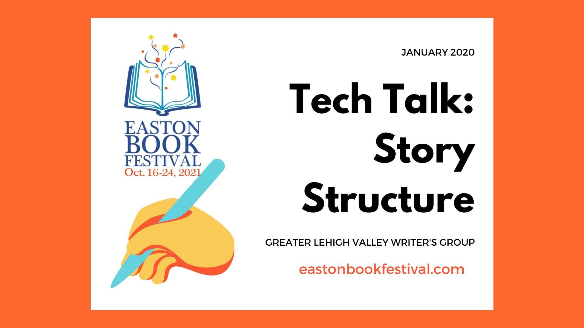 Story Structure Tech Talk